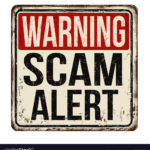 Information About A Scam Using Our Name
